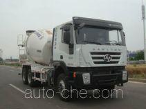凌宇牌CLY5251GJB3型混凝土搅拌运输车