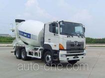 CIMC Lingyu CLY5253GJB1 concrete mixer truck