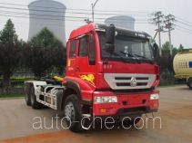 CIMC Lingyu CLY5253ZXX detachable body garbage truck