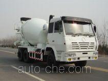 CIMC Lingyu CLY5254GJB2 concrete mixer truck