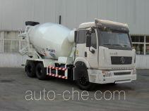 CIMC Lingyu CLY5254GJB6 concrete mixer truck