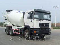 CIMC Lingyu CLY5254GJB7 concrete mixer truck