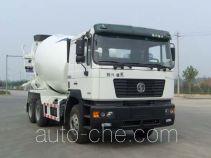 CIMC Lingyu CLY5254GJB8 concrete mixer truck