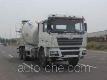 凌宇牌CLY5254GJBSX2型混凝土搅拌运输车