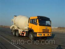 CIMC Lingyu CLY5255GJB2 concrete mixer truck