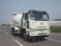凌宇牌CLY5255GJB4型混凝土搅拌运输车