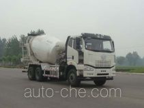 凌宇牌CLY5255GJB43E5型混凝土搅拌运输车