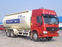 CIMC Lingyu CLY5257GFL bulk powder tank truck