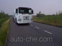 CIMC Lingyu CLY5257GJB2 concrete mixer truck