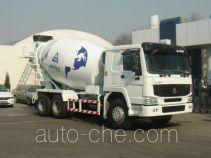 CIMC Lingyu CLY5257GJB3 concrete mixer truck