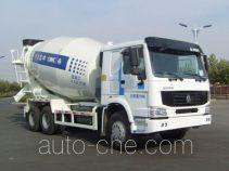 凌宇牌CLY5257GJB3型混凝土搅拌运输车