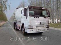 CIMC Lingyu CLY5257GJB4 concrete mixer truck
