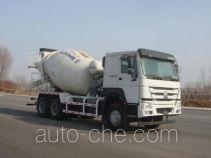 凌宇牌CLY5257GJB43E1型混凝土搅拌运输车