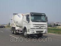 凌宇牌CLY5257GJB43E1L型混凝土搅拌运输车