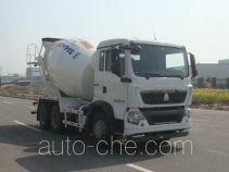 凌宇牌CLY5257GJB4L2型混凝土搅拌运输车