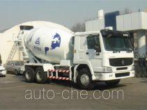 CIMC Lingyu CLY5257GJB5 concrete mixer truck