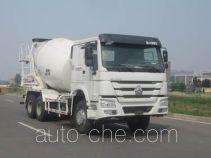 凌宇牌CLY5257GJB7型混凝土搅拌运输车