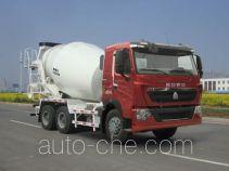 凌宇牌CLY5257GJB8型混凝土搅拌运输车