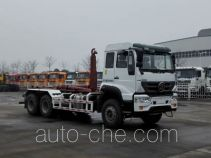 CIMC Lingyu CLY5257ZXXE5 detachable body garbage truck