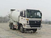 CIMC Lingyu CLY5258GJB4 concrete mixer truck