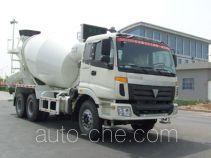 CIMC Lingyu CLY5258GJB6 concrete mixer truck