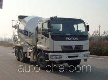CIMC Lingyu CLY5258GJB7 concrete mixer truck