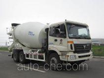 凌宇牌CLY5258GJB8型混凝土搅拌运输车