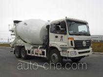 CIMC Lingyu CLY5258GJB9 concrete mixer truck
