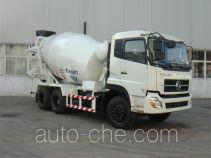 CIMC Lingyu CLY5259GJB3 concrete mixer truck