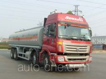 CIMC Lingyu CLY5310GHYE1 chemical liquid tank truck