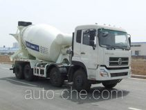 CIMC Lingyu CLY5310GJB2 concrete mixer truck