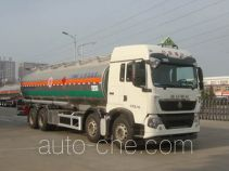CIMC Lingyu CLY5310GYYA aluminium oil tank truck