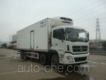 CIMC Lingyu CLY5310XLC refrigerated truck