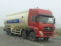 CIMC Lingyu low-density bulk powder transport tank truck