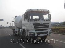 凌宇牌CLY5314GJB2型混凝土搅拌运输车