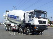 凌宇牌CLY5315GJB型混凝土搅拌运输车