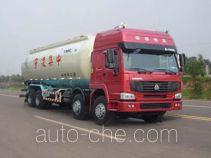 CIMC Lingyu CLY5317GFL bulk powder tank truck