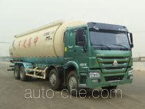 CIMC Lingyu CLY5317GFLZZ low-density bulk powder transport tank truck