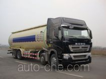 CIMC Lingyu CLY5317GFLZZ1 low-density bulk powder transport tank truck
