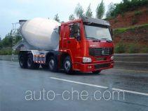 CIMC Lingyu CLY5317GJB2 concrete mixer truck