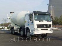 CIMC Lingyu CLY5317GJB3 concrete mixer truck