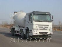 凌宇牌CLY5317GJB36E1型混凝土搅拌运输车