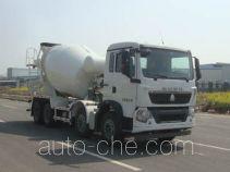 凌宇牌CLY5317GJB4L2型混凝土搅拌运输车