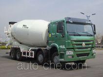 CIMC Lingyu CLY5317GJB5 concrete mixer truck