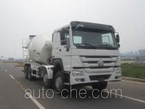 凌宇牌CLY5317GJB5型混凝土搅拌运输车