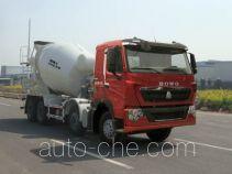 CIMC Lingyu CLY5317GJB6 concrete mixer truck