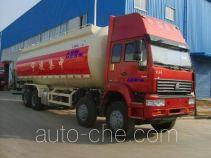 CIMC Lingyu CLY5318GFL bulk powder tank truck