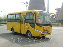CIMC Lingyu CLY6661DEA1 primary school bus