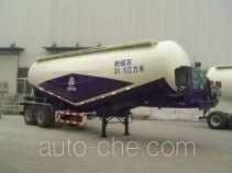 凌宇牌CLY9350GFL型粉粒物料运输半挂车