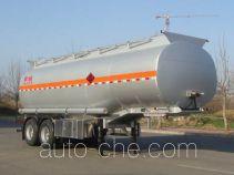 CIMC Lingyu CLY9350GYY oil tank trailer